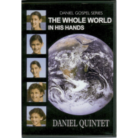 The Whole World in His Hands DVD (front)